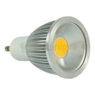 GU10 led spot - 5 watt warm-wit - 300 lumen