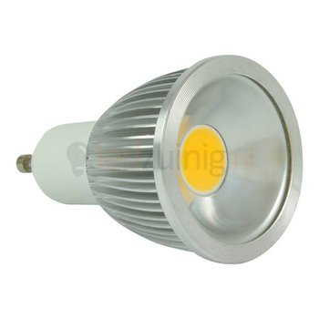 GU10 led spot - 5 watt warm-wit - 300 lumen