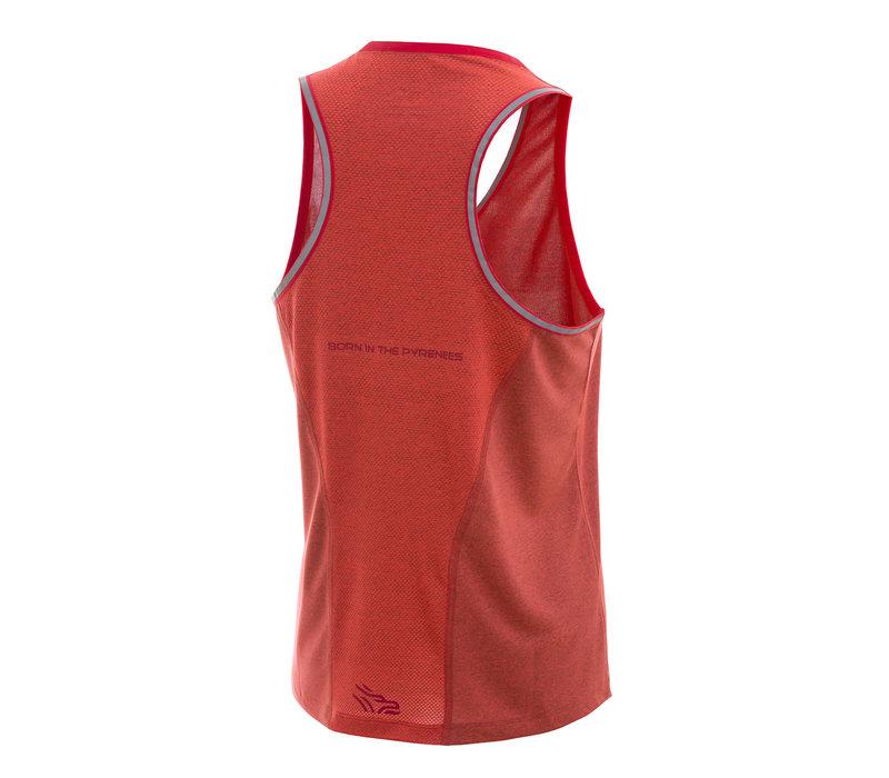 Camiseta deportiva mujer sin mangas TOLORIU