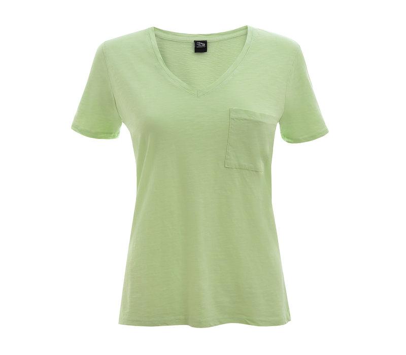 Camiseta mujer manga corta BRETIU