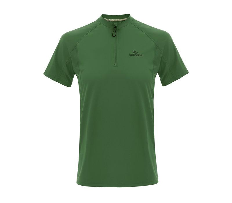 Camiseta deportiva manga corta hombre ALINS