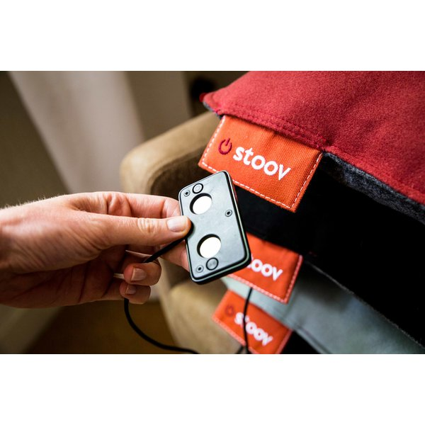 Stoov® Smart connector for magnetic charging via the label