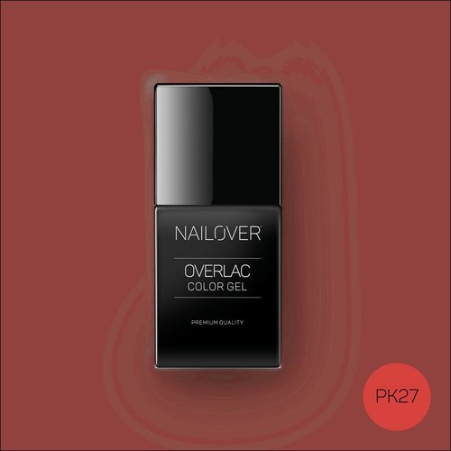 NAILOVER Overlac Soak Off RD27 - 15ml