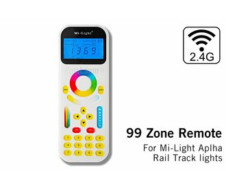 Milight 99-zone Remote