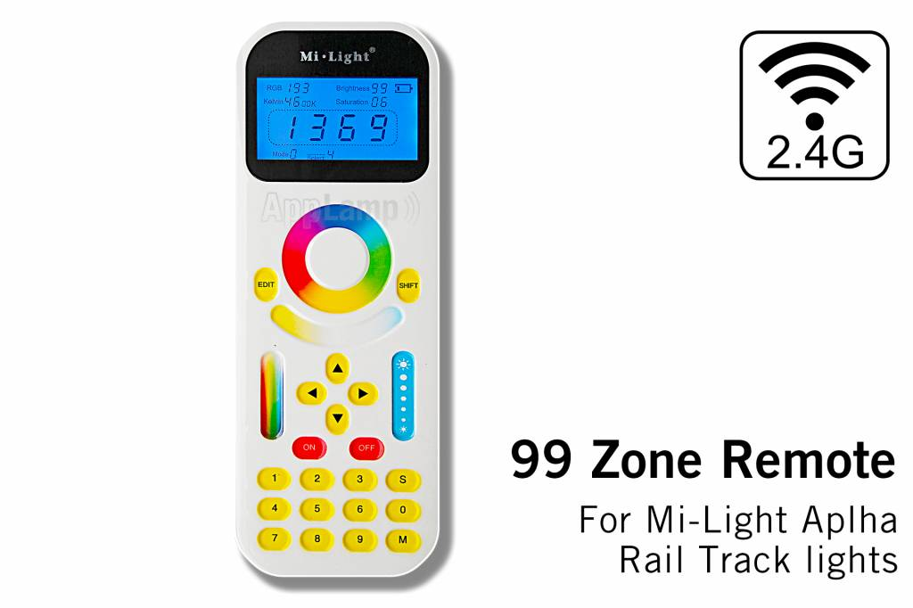 Mi·Light Mi-Light 99-zone Remote