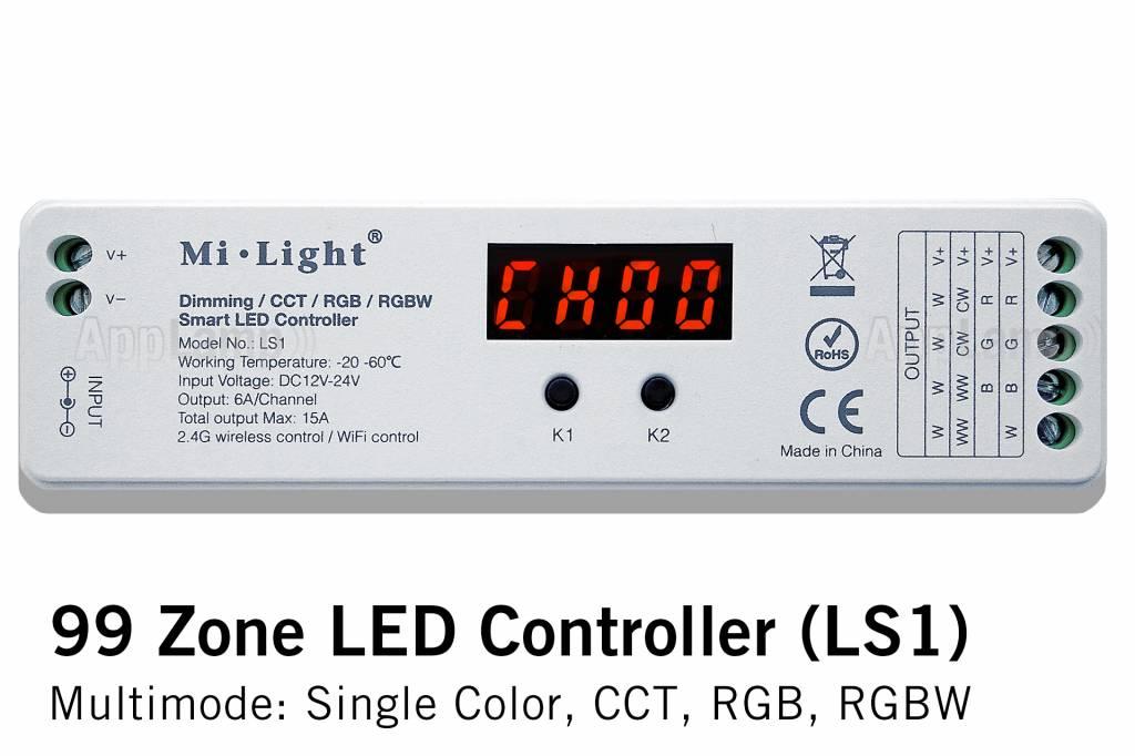 Mi·Light LS1 MiLight 99 zone LED controller