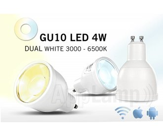 Mi-light 5W Dual White 220V GU10 LED Spot