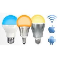 RGBW(W) Lampen: Kleur + Wit