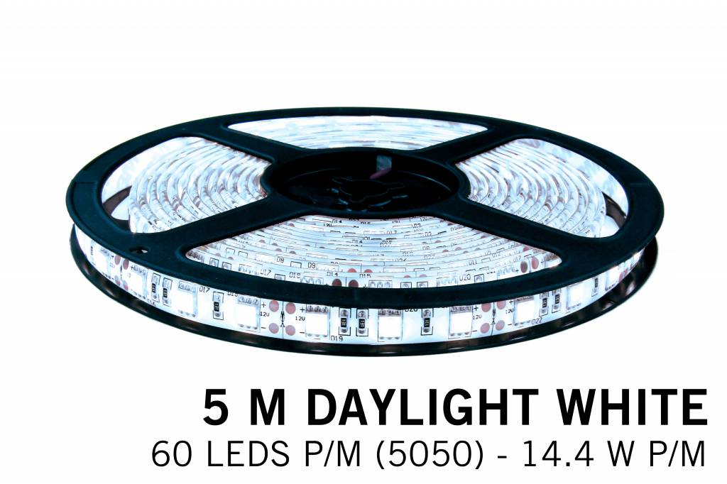 Mi·Light LED strip set koel wit 300 leds 72W 12V 5M - Uitbreidingsset