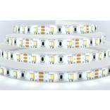 Mi·Light Dual White Led Strip uitbreidingsset met controller en adapter | 120 Leds pm Type 2835 12V 14,4W pm