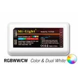 RGB + Dual White LED Paneel 60x60cm 36Watt. Kleur + Dual White (2700-6500K) 1 stuk