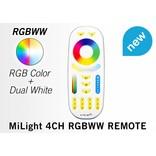 Mi·Light RGBWW LED Paneel 60x60cm 36Watt. Set van 2 stuks met afstandsbediening