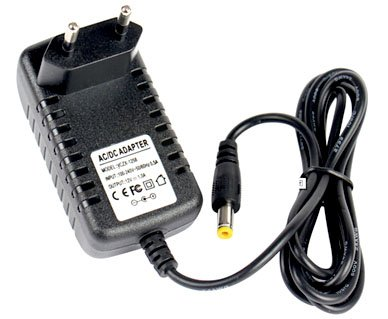Adapter DC 12 Volt 24 Watt 2 Ampère