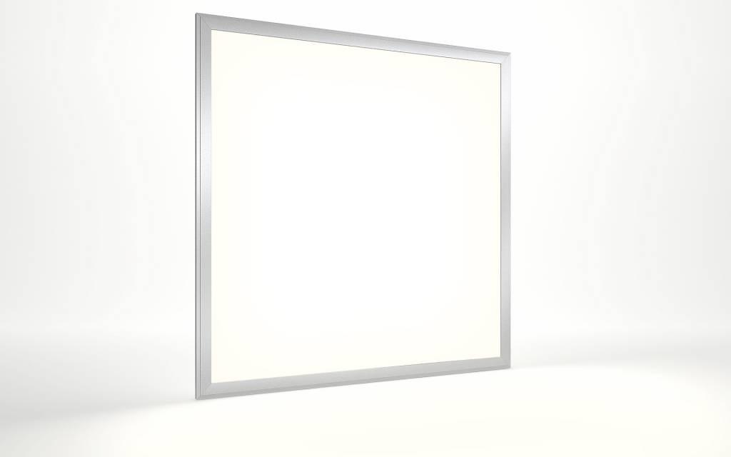 LED Paneel 60x60 High Lumen 4000K  40W Silver frame