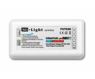 Mi·Light RGBW Milight RF Controller | 12-24 Volt 4x6 Ampère