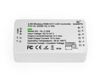 GLEDOPTO RGBWW  / RGBCCT Gledopto Zigbee Controller GL-C-008 | 12-24V 15A