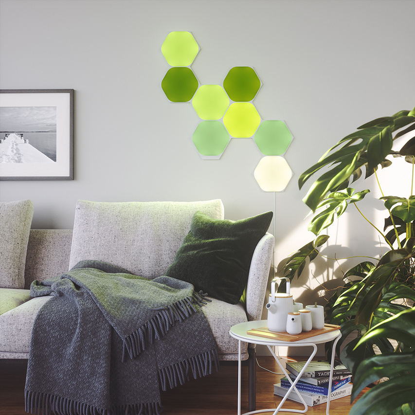 Nanoleaf Nanoleaf Shapes Hexagons Startset- 5PK