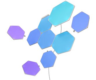 Nanoleaf Nanoleaf Shapes Hexagon 9 Panelen Startset