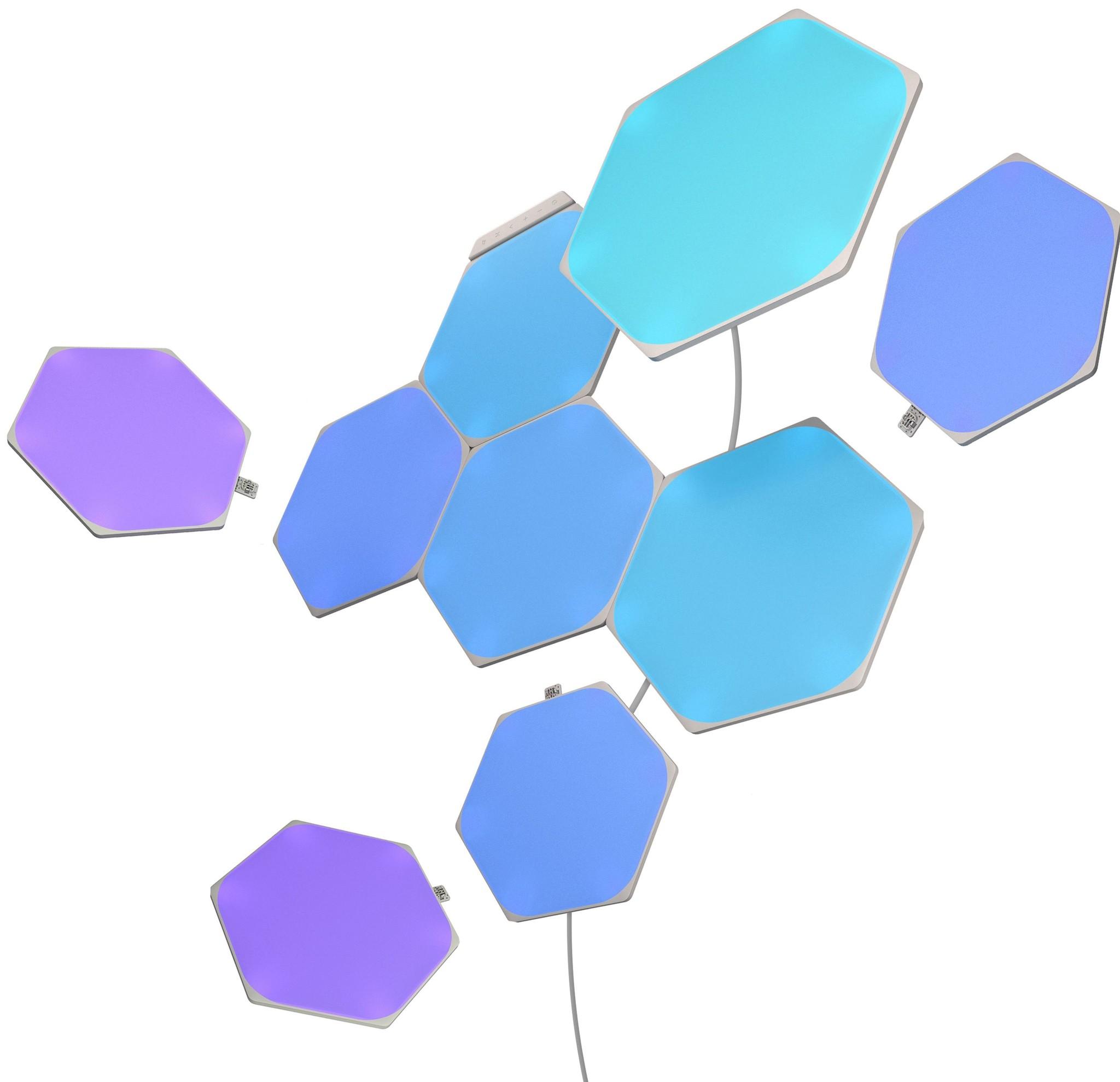 Nanoleaf Nanoleaf Shapes Hexagon 9 Panelen Startset