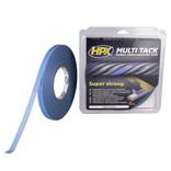HPX dubbelzijdige montagetape | 12mm x 25m | Extra krachtig | Binnen & buiten | Semi-transparant - PA1225