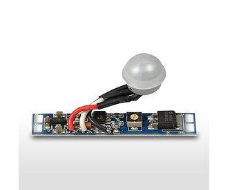 Mini LED PIR bewegingssensor <=2m | 6~70s | 8A 12V-24V