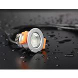 Mi·Light Miboxer 3W RGB Kleur Mini LED spotje.  Waterdicht IP66, 12Volt, Ø 42mm