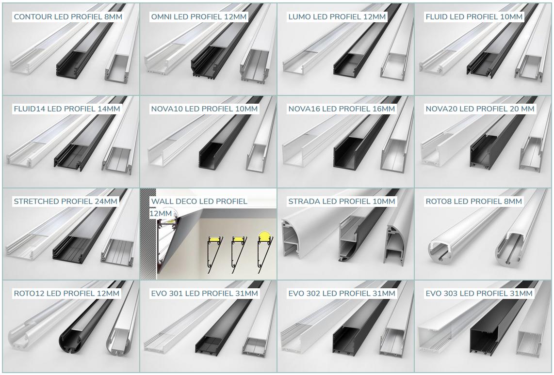 Ledprofielen nodig? Kijk op onze site LedProfiel.NL