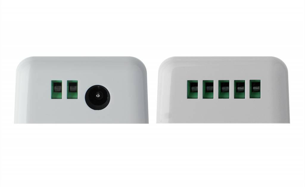 Mi·Light RF RGBW Creative 1-kanaals controller met afstandsbediening 24A