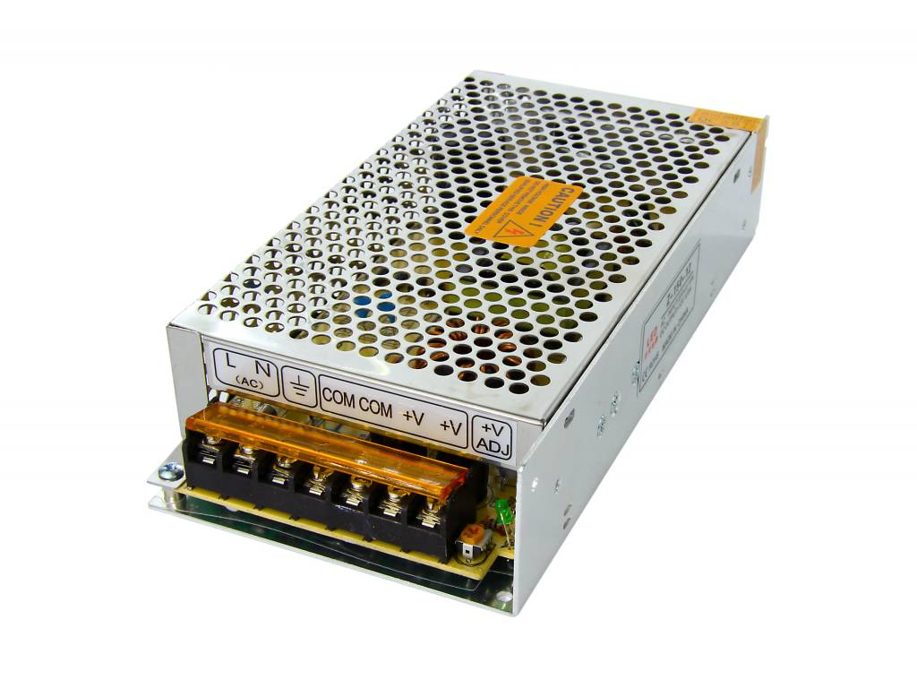 5 Volt DC - 150W - 30A voeding