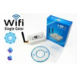 LED Magical Witte Wifi Controller met Uitgebreide App | 12-24 Volt 2x4 Ampère
