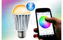 Bluetooth & WiFi LED lampen