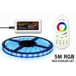 Mi·Light RGB Led Strip met afstandsbediening | 60 Leds pm Type 5050 12V 14,4W pm IP65