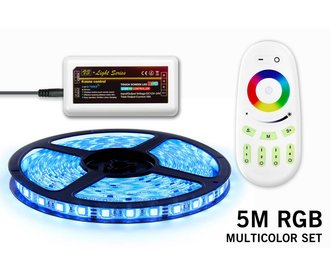 Mi·Light RGB Led Strip | 60 Leds pm 14,4W pm IP65 met afstandsbediening
