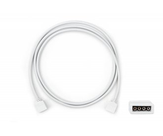 Female 4 Pin Verlengkabel van 1 meter voor RGB Led Strips