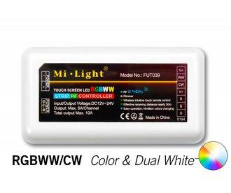 Mi·Light Milight RGBWW  / RGBCCT RF Controller | 12-24 Volt 10 Ampère