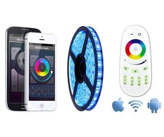 Mi·Light Wifi APP kit + Full Color RGB LED strip