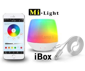 Mi·Light HERFSTACTI€ Wifi iBox, Mi-Light IBOX V6 bridge met sfeer LED lampje