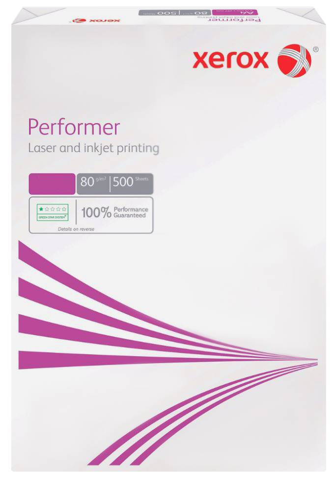 Kopierpapier A3  -  80g  - weiß  - 500 Blatt