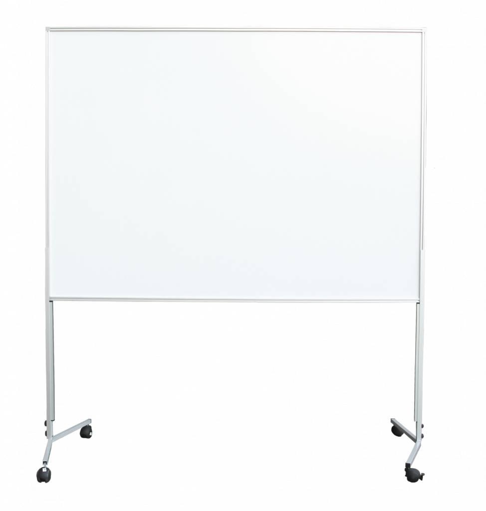 """Datamondial Whiteboard / Posterwand 1700x1200 mm  Modell """"Annedore II"""" 2xA0"""