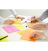 Post-it Meeting Notes - 4 Farben je 45 Blatt - 203 x 152 mm