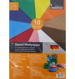 Crelando Bastel-Wellpappe