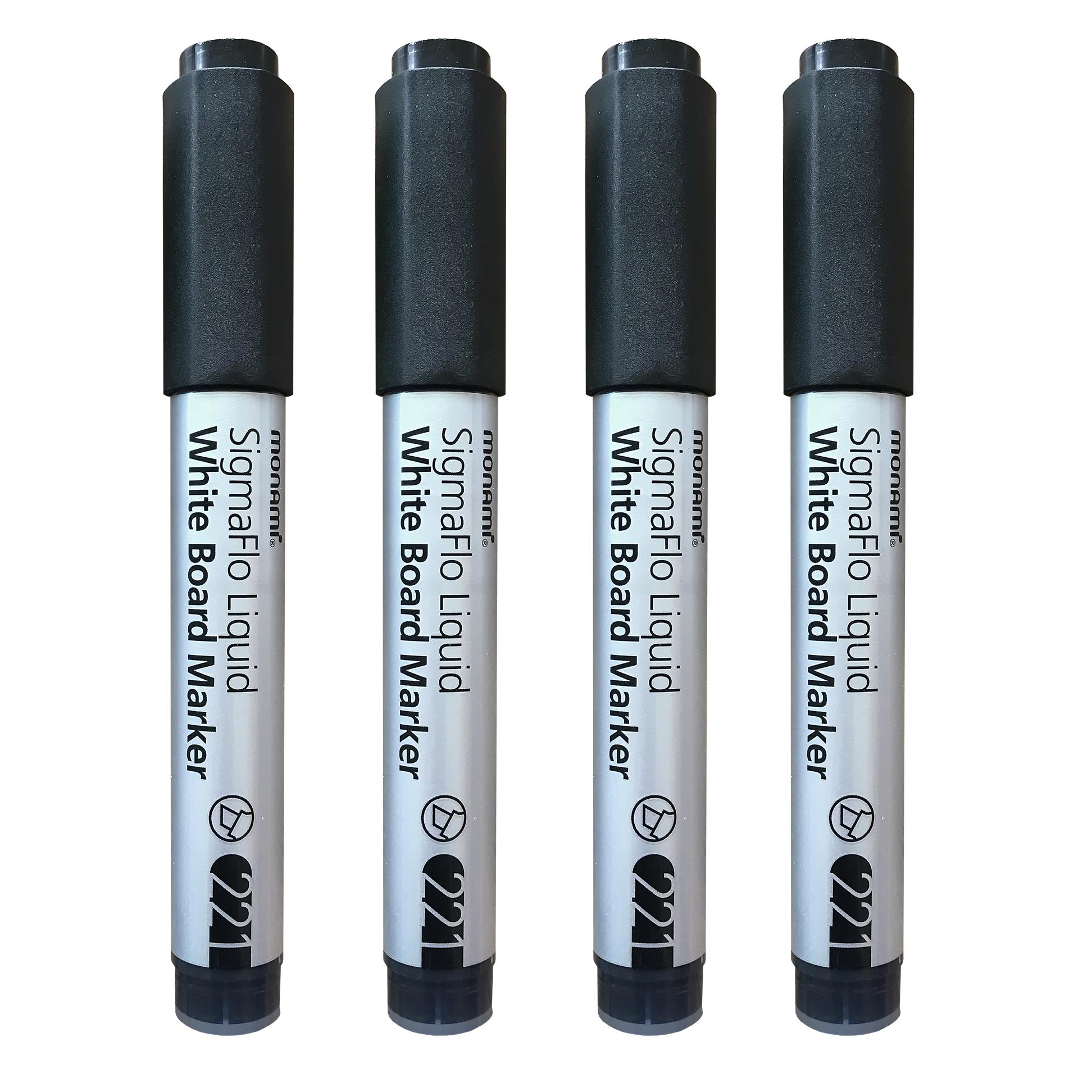 Monami Sigmaflo Liquid 221 Whiteboard Marker