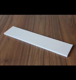 """Datamondial """"die Dicken"""" Moderationskarten Überschriftenstreifen 10x45cm, 50 Stück Farbe weiß"""
