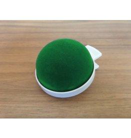 JKOS Nadelkissen mit Clip  Grün
