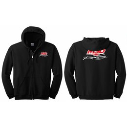 MSD Ignition MSD RACING ZIP HOODIE, MEDIUM