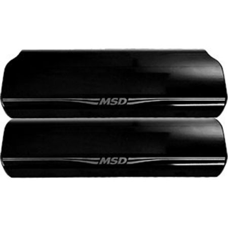 MSD Atomic EFI Atomic LS, Coil Cover, LS1&6, Black