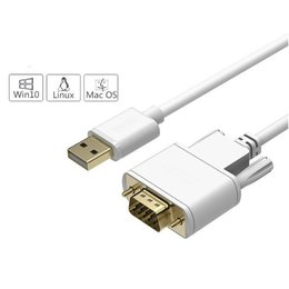 GOOZE USB naar Serieel Kabel - Premium