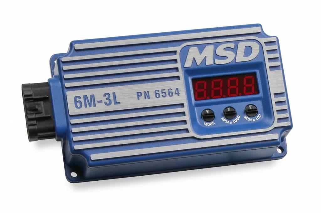 MSD Ignition 6564 Zündboxen | Ignitionproducts.eu on