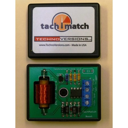 TechnoVersions TachMatch Voltage Boost Module