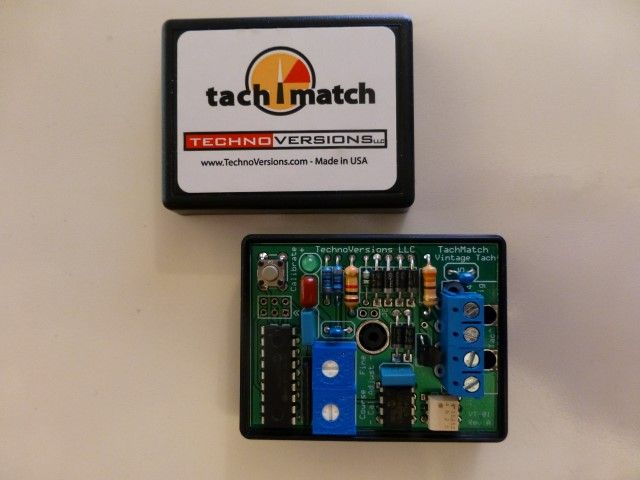 Tachmatch For Vintage Tachometers